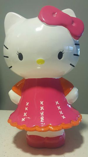 Hello Kitty coin bank for Sale in Azusa, CA