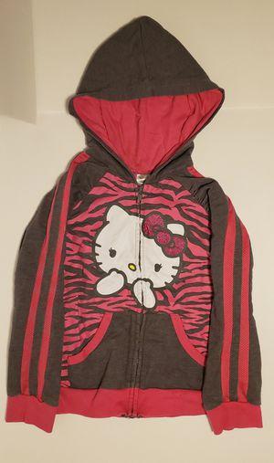 Girl's Hello Kitty Zip-Up Hoodie for Sale in Elk Grove, CA