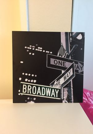 Broadway sign for Sale in Los Angeles, CA