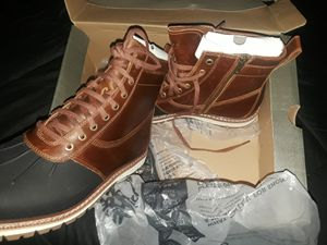 Timberland duck boots size 11.5 for Sale in Alexandria, VA