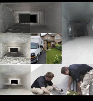 AIR VENTS CLEANING 50% OFF FOR THIS MONTH for Sale in Atlanta, GA