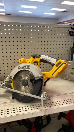 DEWALT circular saw for Sale in Round Rock, TX