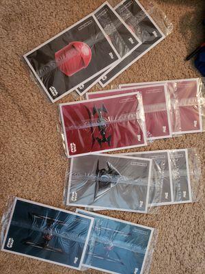 Star Wars: The Last Jedi - Cards for Sale in Alexandria, VA
