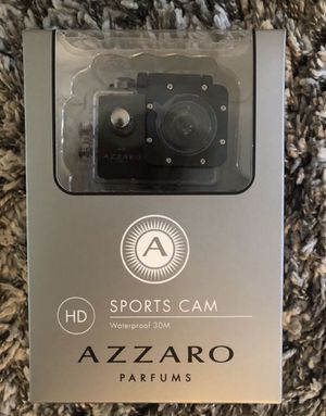 Sports Camera waterproof W/ accessories GoPro for Sale in Charlotte, NC