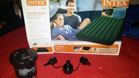 Full size air mattress for Sale in Indianapolis,  IN