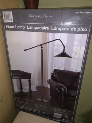 Floor lamps (2) NEW for Sale in Lawrenceville, GA