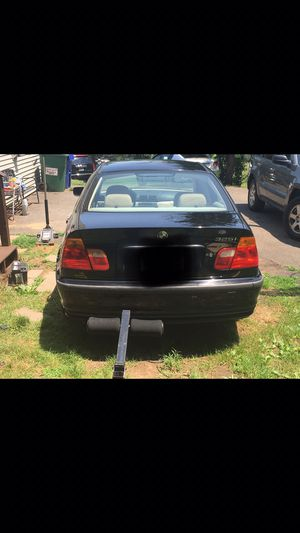 BMW 3 series black for Sale in Bloomfield, CT