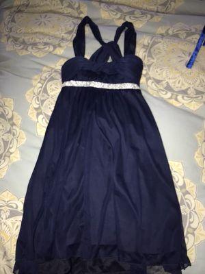 Navy blue Homecoming dress for Sale in Marietta, GA