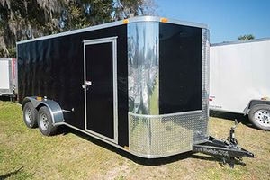 New 6x12 tandem enclosed trailer for Sale in Wendell, NC