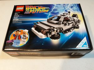 LEGO Back To The Future Delorean for Sale in Broadview Heights, OH