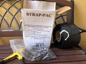 Plastic Strapping kit for Sale in Miami, FL