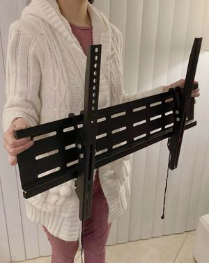 "New LCD LED Plasma Flat Tilt TV Wall Mount stand 37 40"" 42 46"" 47 50"" 52 55"" 60 65"" 70 inch tv television bracket 88lbs capacity for Sale in Whittier, CA"