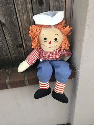 Raggedy Ann / Andy Hand made for Sale in Denver, CO