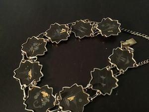 Vintage Shakudo Damascene Bracelet for Sale in Sierra Vista, AZ