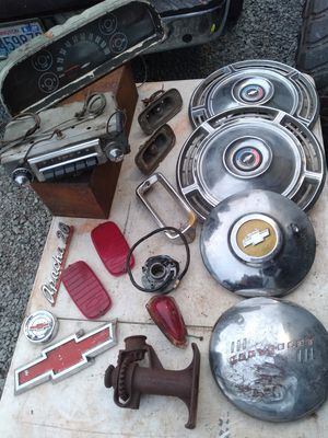 Vintage Chevy GMC Parts for Sale in Bonney Lake, WA