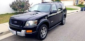 2008 Ford Explorer Iron Man Edition Titulo Limpio Exelente Estado OBO for Sale in Long Beach, CA
