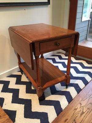 Side table / serving table for Sale in Seattle, WA