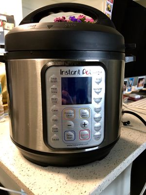 Instant Pot DUO Plus 60 for Sale in Hollywood, FL