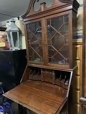 Beautiful Antique Drop Down Desk for Sale in Lakewood Ranch, FL