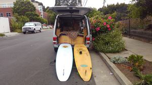 Surfboards and wetsuits for Sale in Berkeley, CA