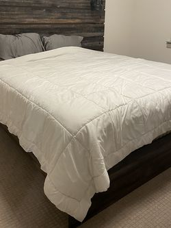 King Size Bed Frame And Mattress for Sale in Denver,  CO
