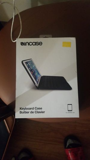 Incase keyboard case for ipad mini 4 for Sale in Hazelwood, MO