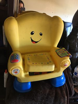 Kids toy music chair seat for Sale in San Diego, CA