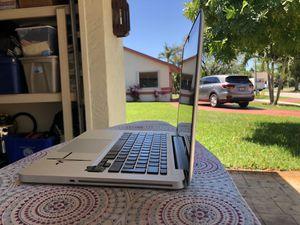 Macbook Pro Late 2011 for Sale in Miramar, FL