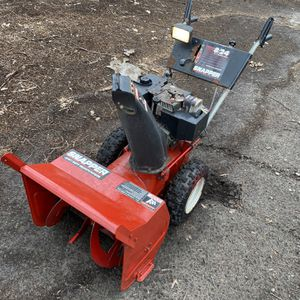 Snapper Snowblower 8/24 Runs like new for Sale in Suffield, CT