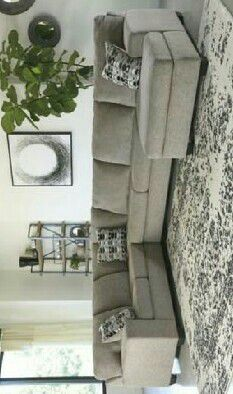 Ballinasloe Platinum RAF Sectional Couch Sofa for Sale in Houston, TX