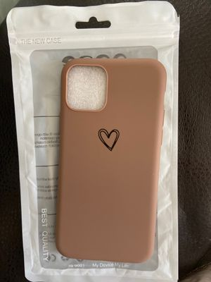 New iPhone 11 case( rose gold) for Sale in Tracy, CA