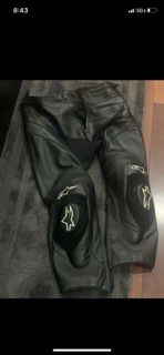 Alpinestars Leather pants Size 36US for Sale in Los Angeles, CA