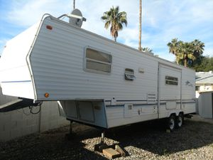2001- StarCraft 28' 5th wheel trailer for Sale in Tempe, AZ