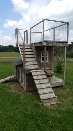 Goat house chicken coup playhouse for Sale in Clanton, AL