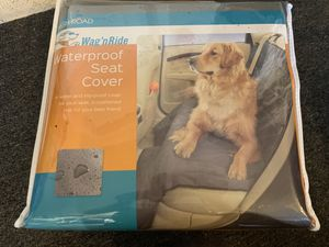 Dog seat cover NEW for Sale in Tacoma, WA