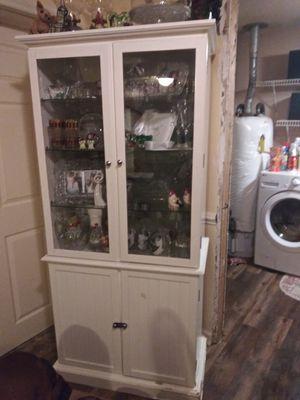 White hutch for Sale in Evans, GA
