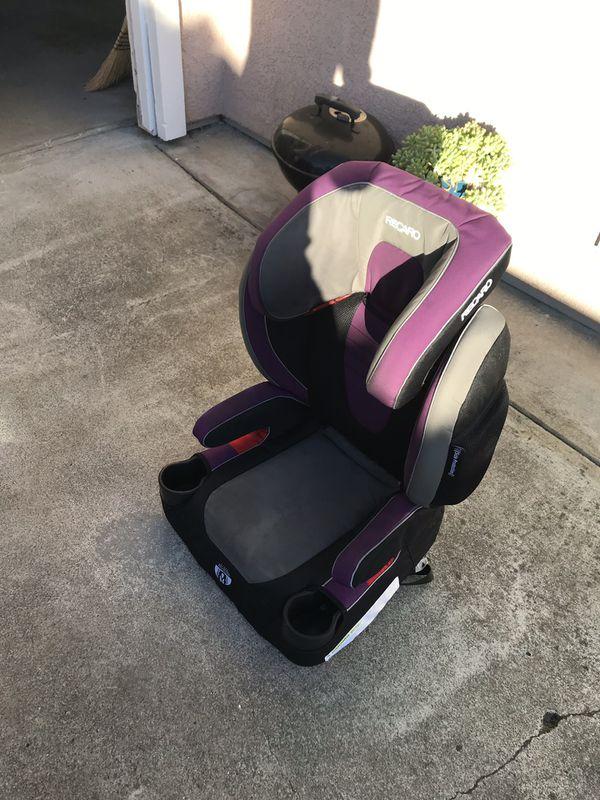 Recaro car seat booster