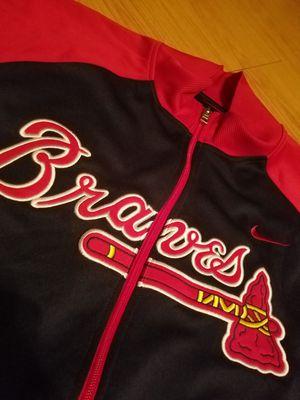 Nike Atl Braves Jacket for Sale in Hampton, VA