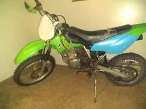 2005 klx 125 dirtbike 4 stroke for Sale in Grafton, WV