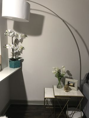 Marble Arch Floor Lamp for Sale in Houston, TX