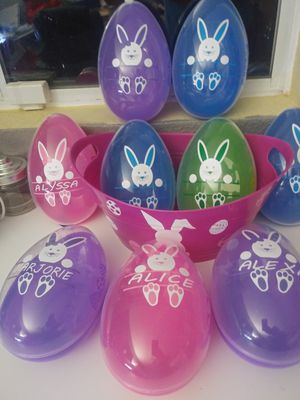 Personalized Easter eggs for Sale in Hesperia, CA