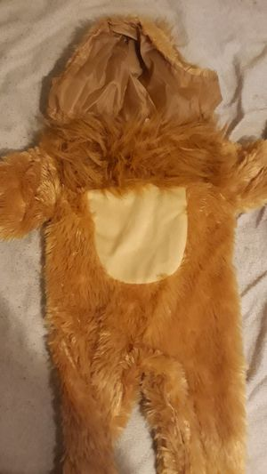 Lion cub costume for Sale in Fontana, CA