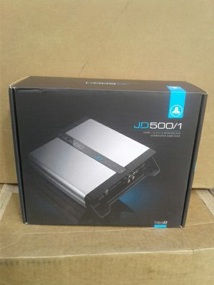Jl Audio JD500/1 Class D Monoblock Subwoofer Amplifier 500watts 🚨 90 Day Payment Options Available 🚨 No Credit Needed 🚨 for Sale in Los Angeles, CA