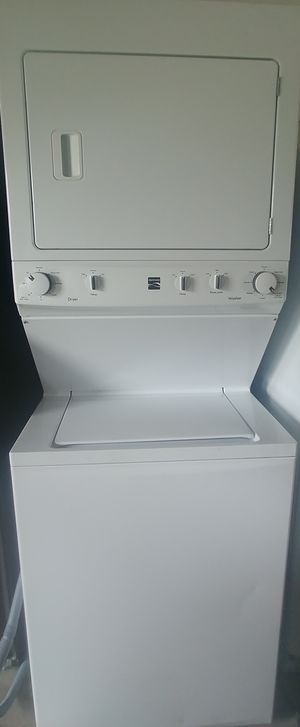 "27"" KENMORE STACKABLE WASHER & DRYER COMBO for Sale in Lake Worth, FL"