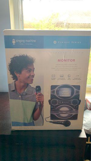 Singing Machine Karaoke for Sale in Miami, FL
