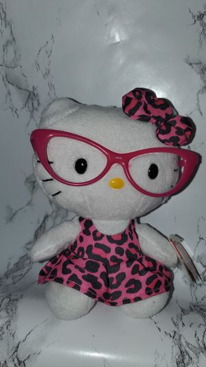 Hello Kitty ty beanie babies doll for Sale in Paramount, CA