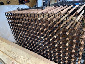 Commercial Wine Rack for Sale in Canyon Lake, TX