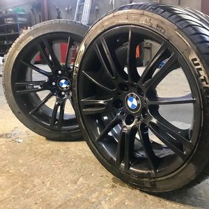 BMW Style 193 Wheels, No Tires. for Sale in Mountlake Terrace, WA