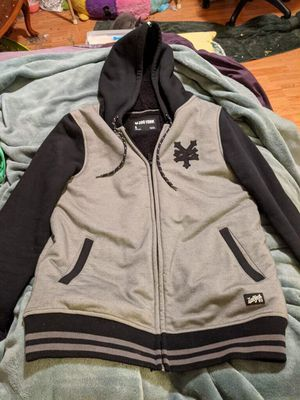 Authentic ZOO YORK hooded jacket. for Sale in Santa Ana, CA