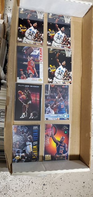 Basketball, Baseball & Football cards for Sale in El Paso, TX